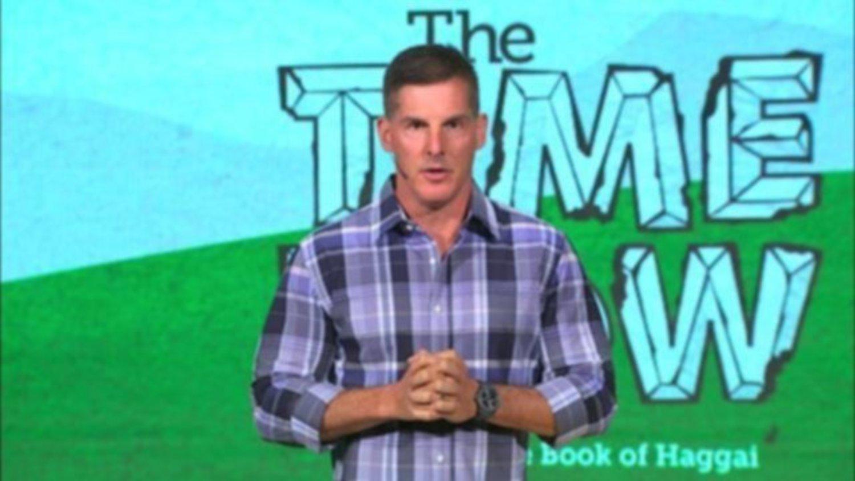 Persevering Through Discouragement