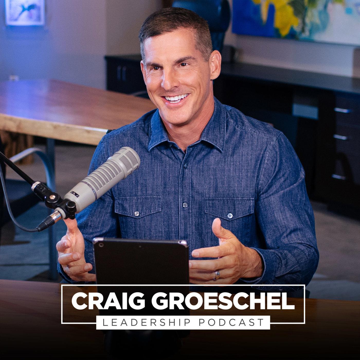 Craig Groeschel Leadership Podcast   Life Church